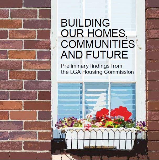 Housing report - Building our Homes, Communities and Future