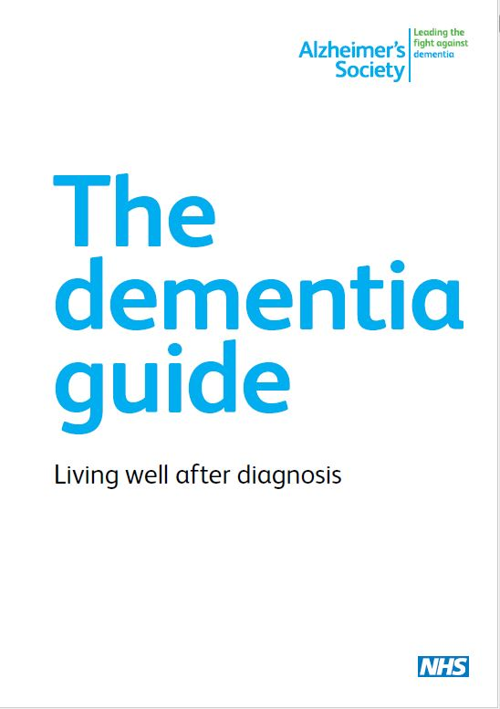 Alzheimer's Society Dementia Guide: Updated