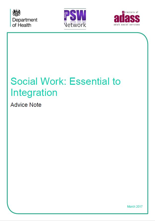 Social Work: Essential to Integration