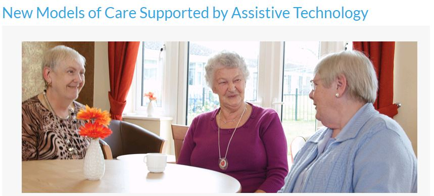 New Models of Care Supported by Assistive Technology Toolkit