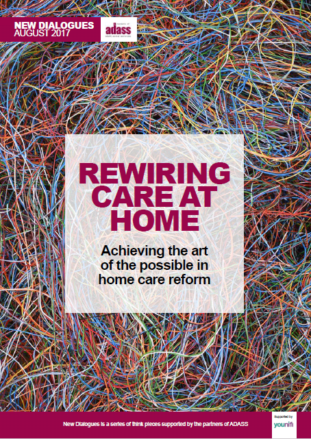 New Dialogues - Rewiring Care at Home - August 2017