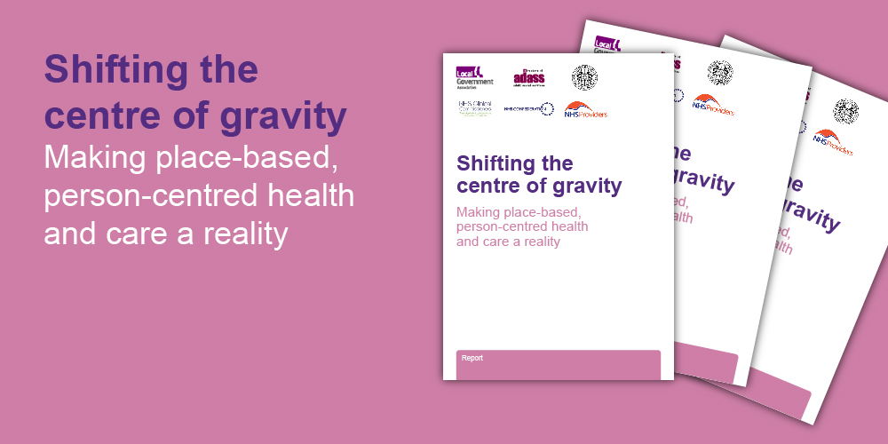 Shifting the Centre of Gravity
