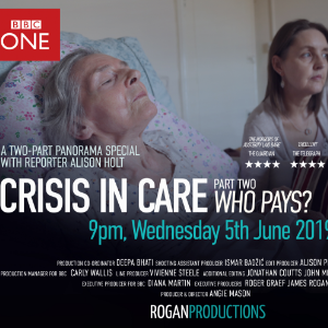 BBC Panorama Somerset - Crisis in Care